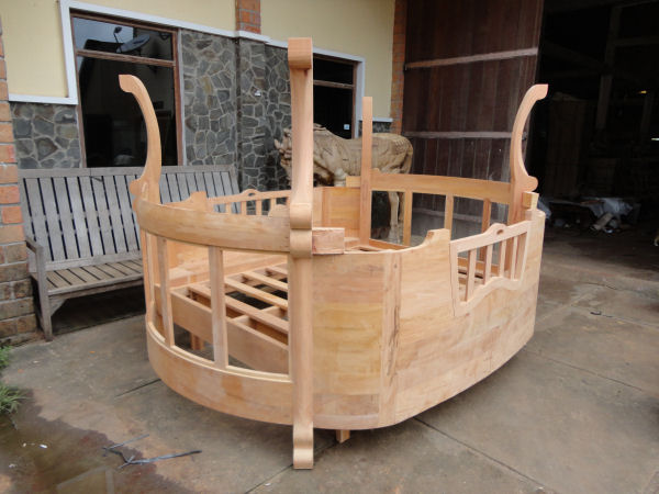 Pumpkin Bed Inspired By Cinderella Princess Carriage Bed